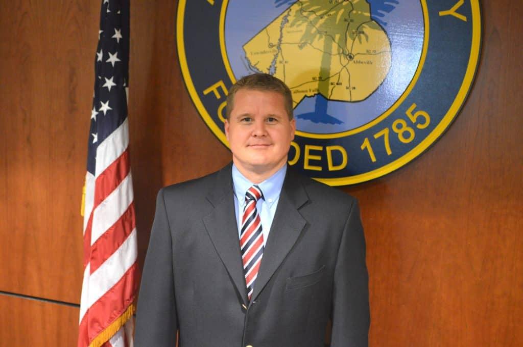 Stephen Taylor, Economic Development Director